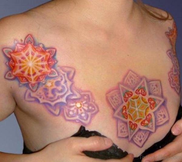 Brillient Mandala Tattoo