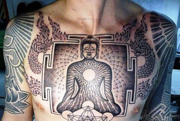 Buddha And Buddhist Symbolism Tattoo