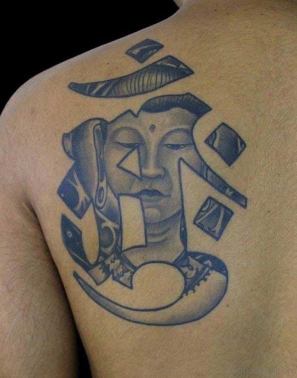 Buddha Tattoo Image