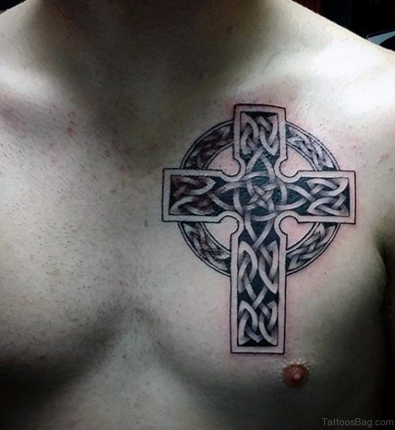 34 Cool Celtic Tattoos On Chest