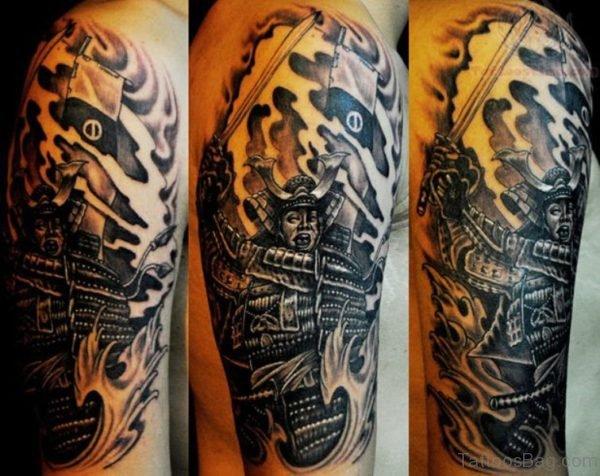 Celtic Half Sleeves Designer Tattoo
