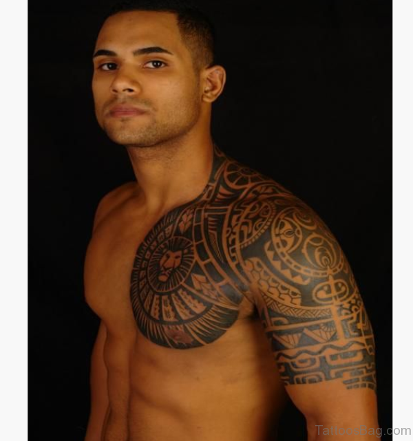 Celtic Tribal Tattoo For Men