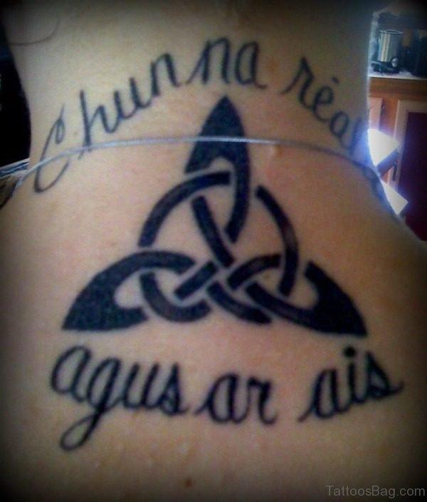 Celtic Trinity Tattoo