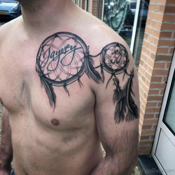 Classic Dreamcatcher Tattoo