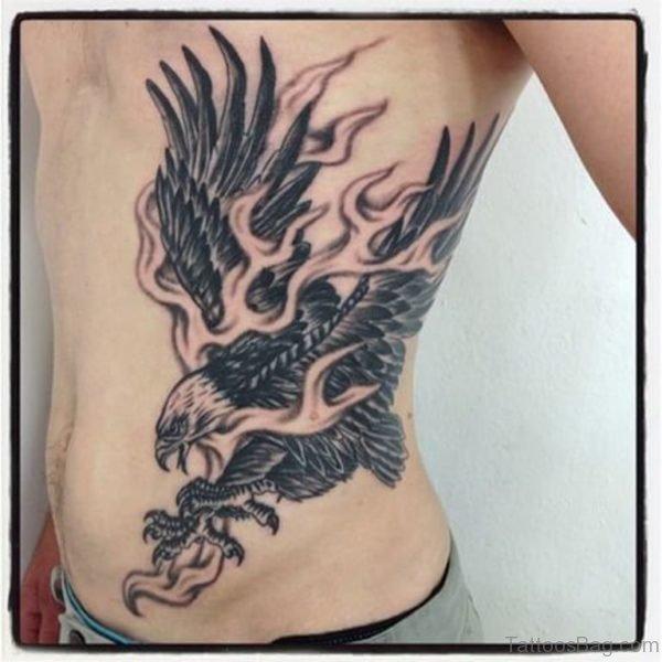 Classic Eagle Tattoo