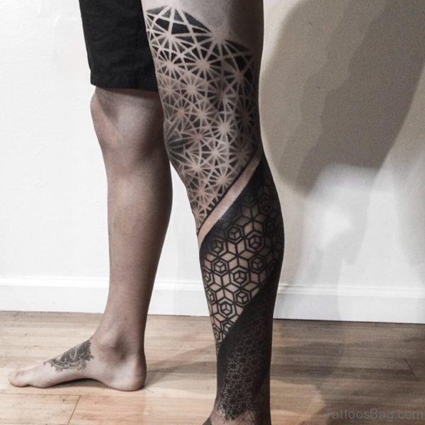 Classy Geometric Tattoo