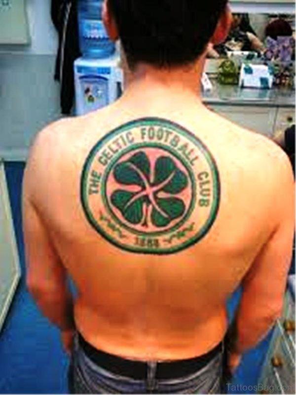 Clover Celtic Tattoo