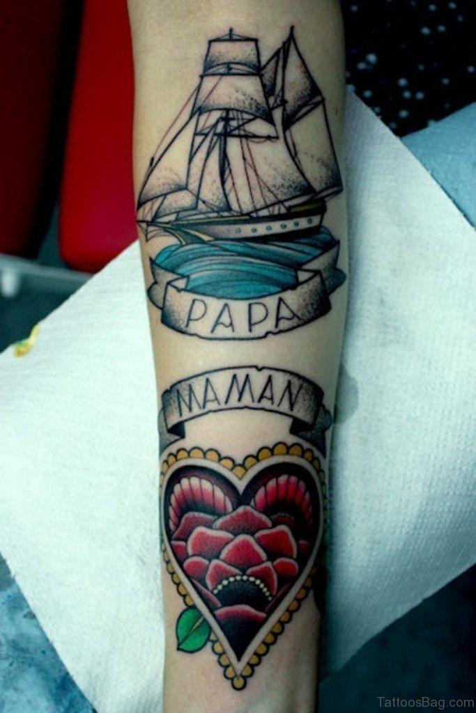 Infinity Tattoos With Birds