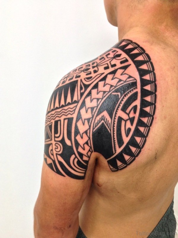 Cool Desing Samoan Tattoo