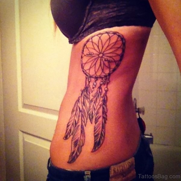 Cool Dreamcatcher Tattoo