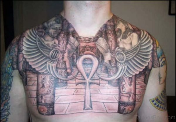 Cool Egyptian Tattoo