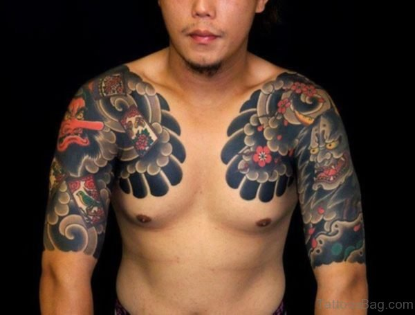 Cool Japanese Tattoo