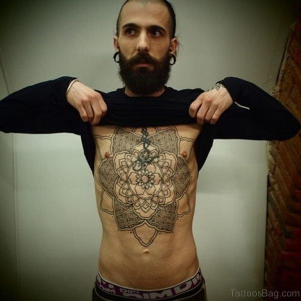 Cool Mandala Tattoo