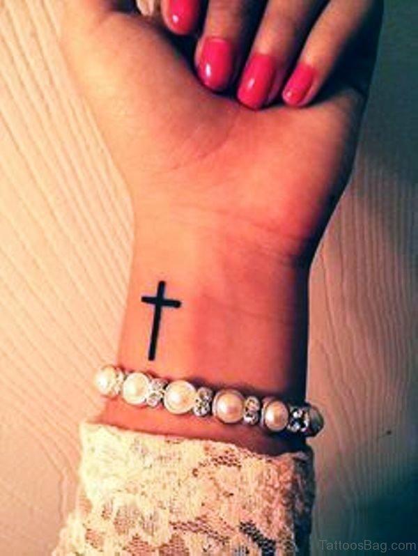 Cross Tattoo Image