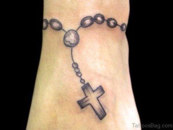 Cross Tattoo Pic