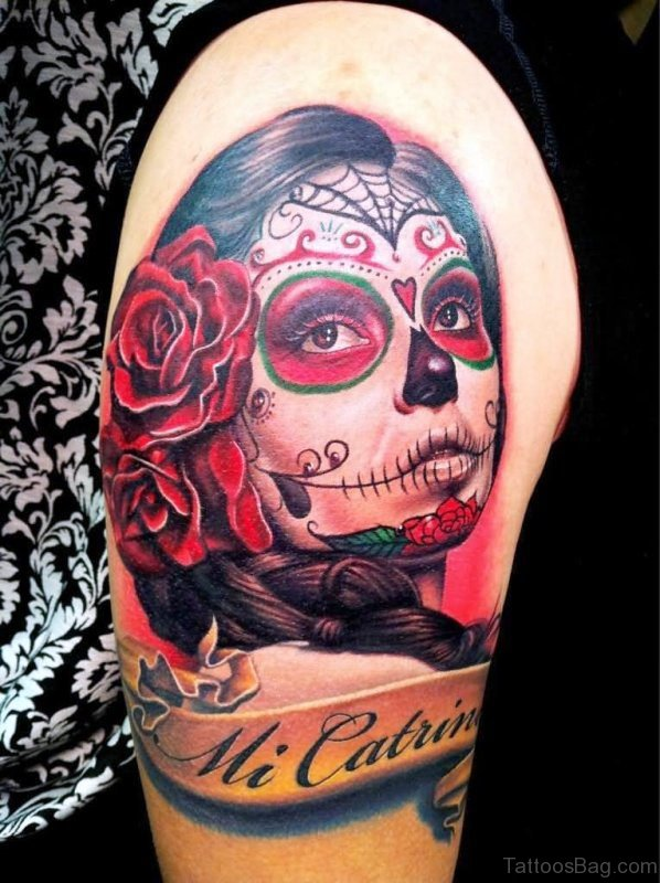 Dead Mexican Tattoo