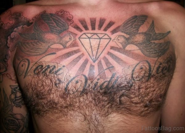 Diamond Tattoo Image