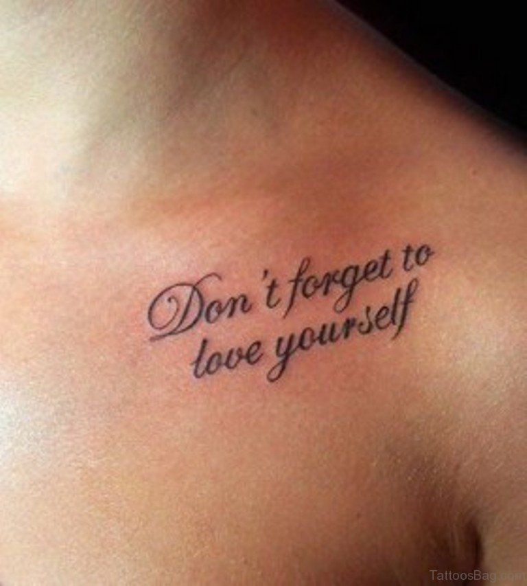 Shoulder Tattoo Quotes: 49 Extraordinary Quote Tattoos On Shoulder