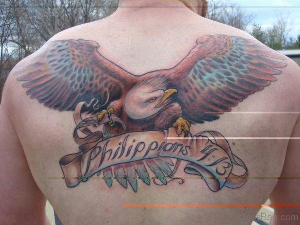 Eagle Tattoo BT1055