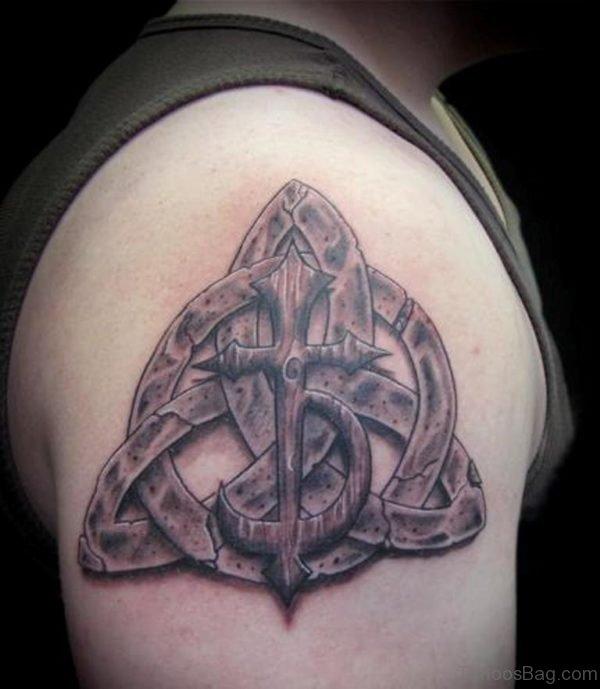 Elegant Celtic Tattoo