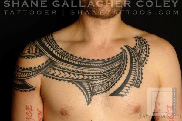 Elegant Samoan Tattoo
