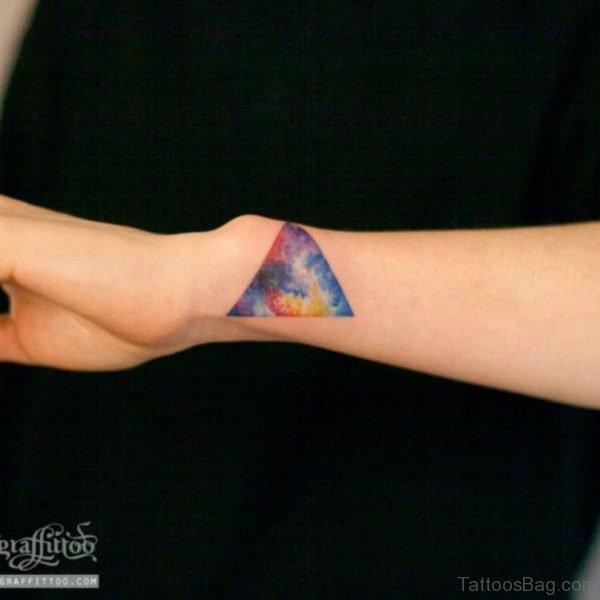 Enticing Wrist Tattoo