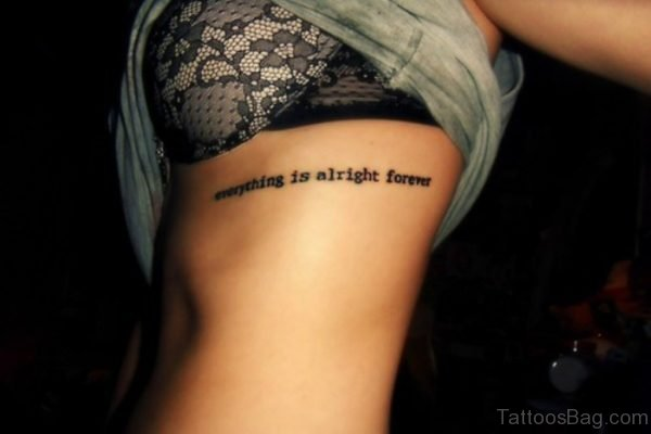 Everything Is Stright Forever