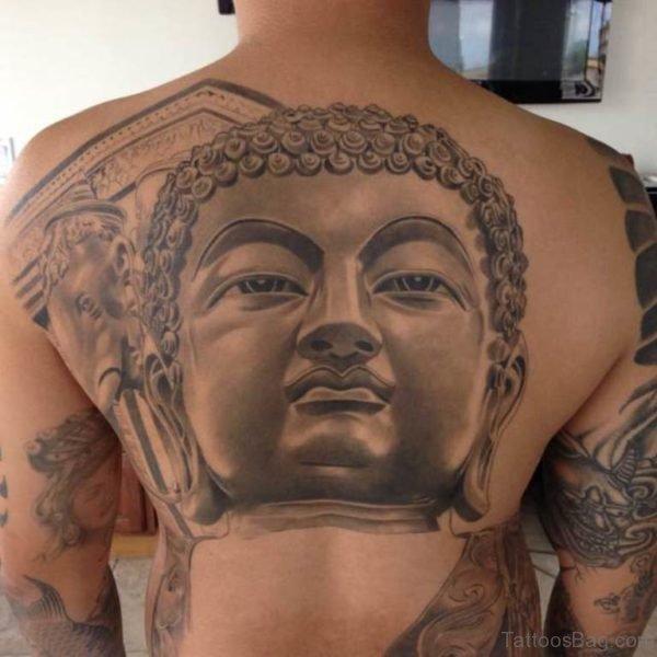Excellent Buddha Tattoo