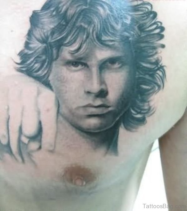 Excellent Portrait Tattoo