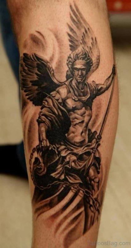 Fabulous Angel Tattoo