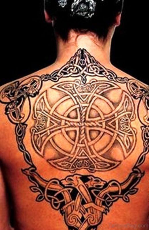 Fabulous Celtic Tattoo