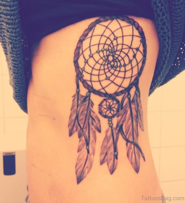 Fabulous Dreamcatcher Tattoo catcher Tattoo 1