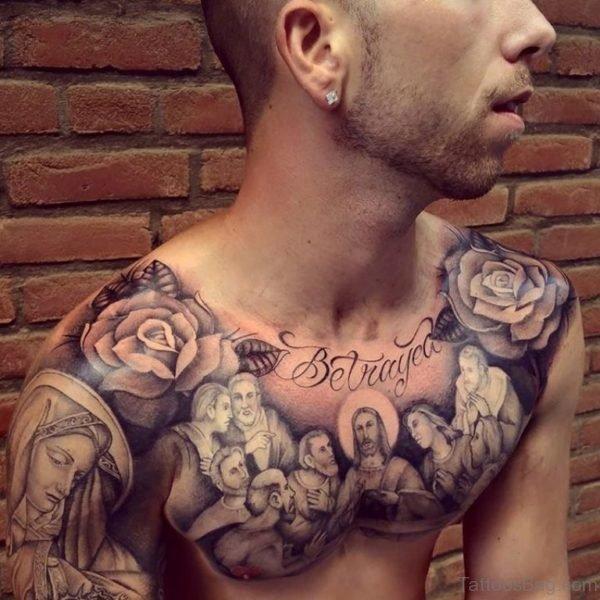 Fabulous Jesus Tattoo
