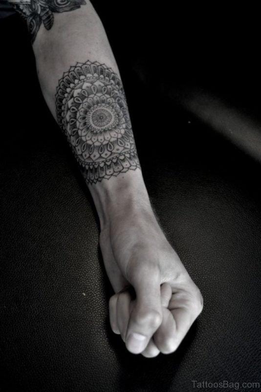 Fabulous Mandala Tattoo Design