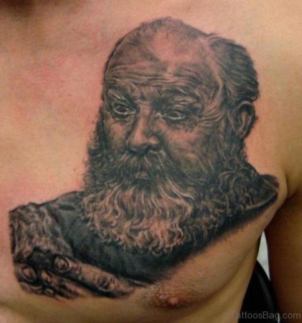 Fabulous Portrait Tattoo