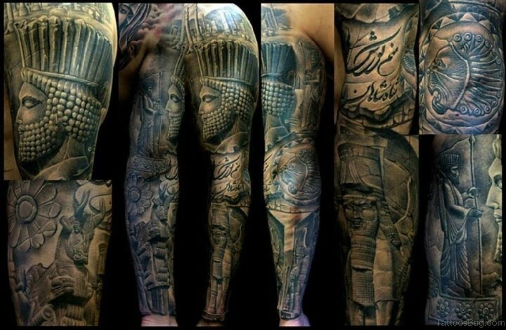 62 Exclusive Full Sleeve Tattoos For Men