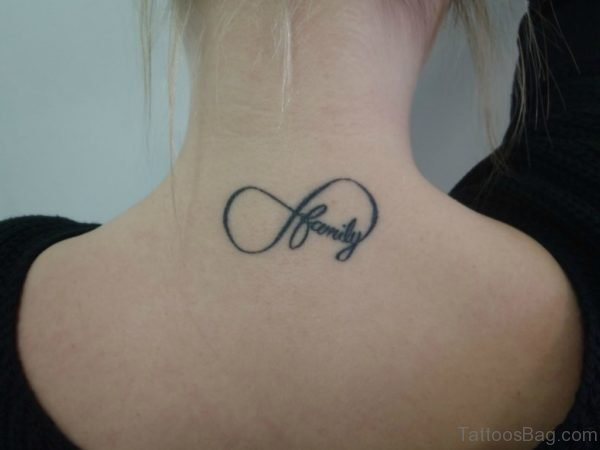 Family Infinity Tattoo