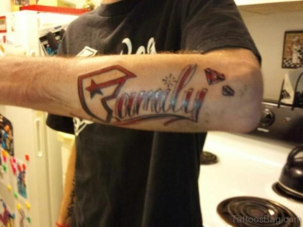 Family Tattoo Design