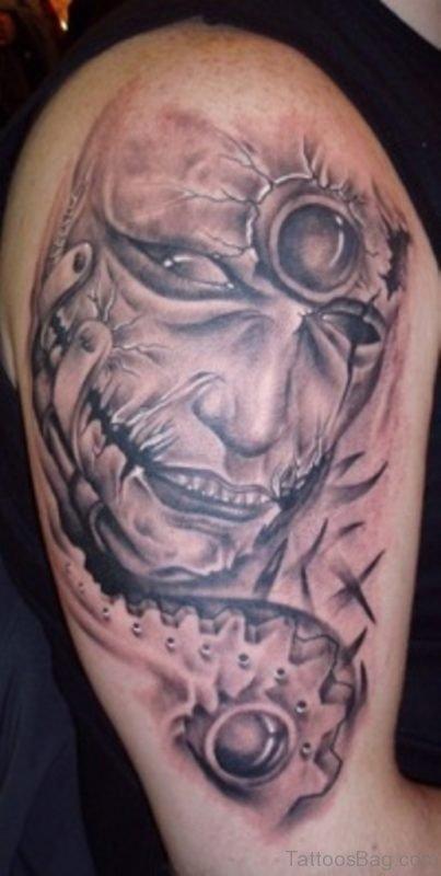 Fanatstic Zombie Tattoo
