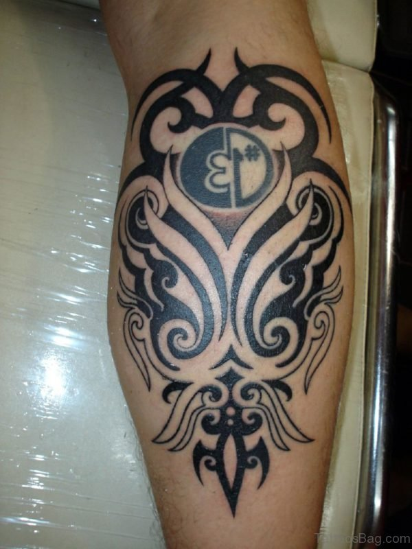 Fancy Tribal Tattoo