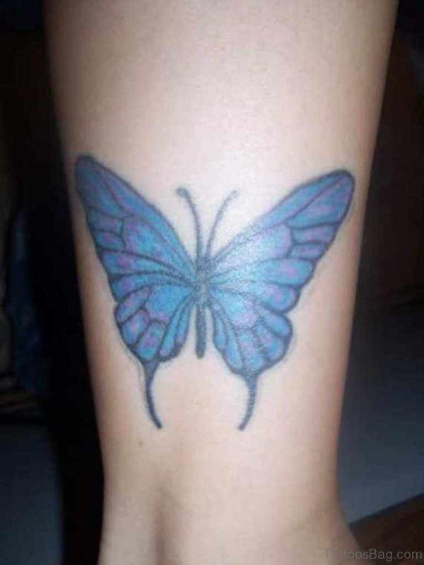 Fantastic Butterfly Tattoo