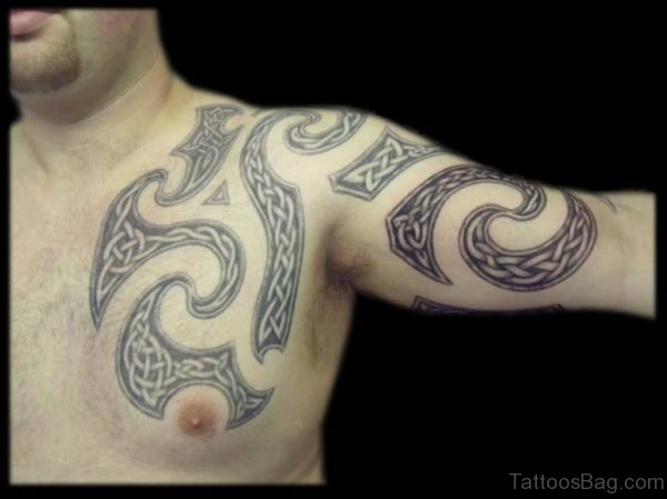 Fantastic Celtic Tattoo