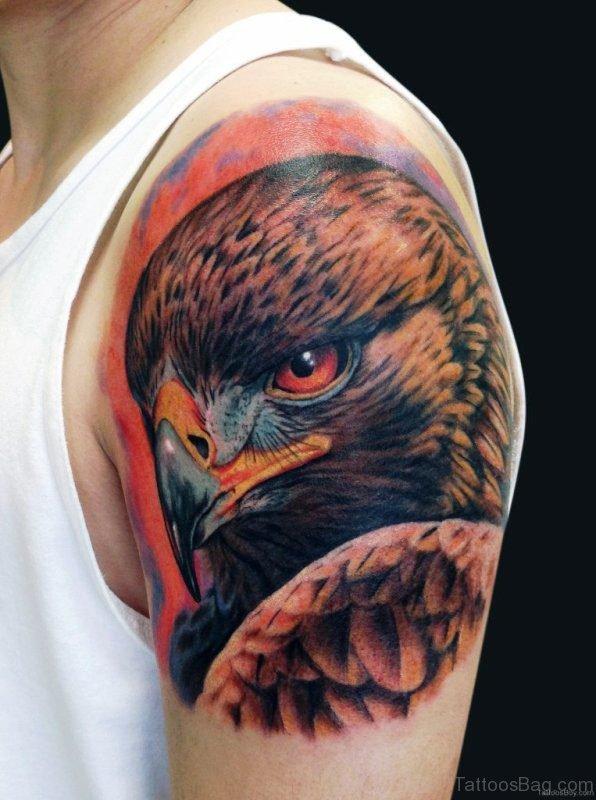 Fantastic Eagle Tattoo