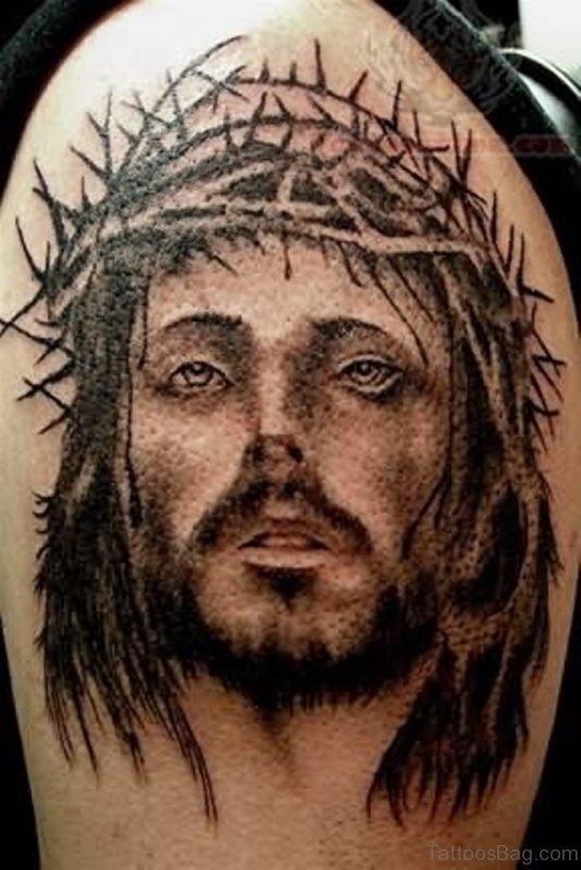 Fantastic Jesus Tattoo