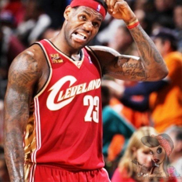 69 best lebron james tattoos on shoulder