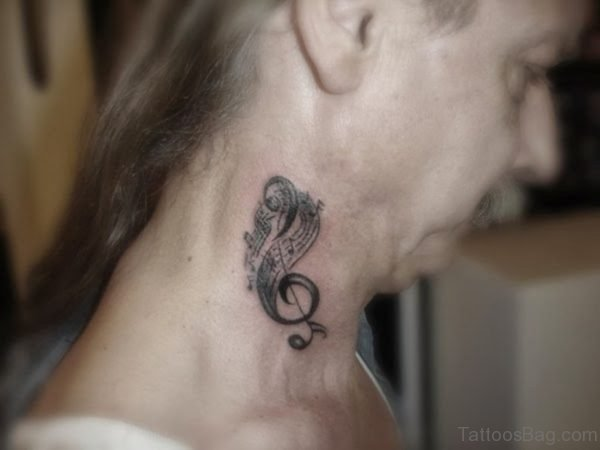Fantastic Music Tattoo