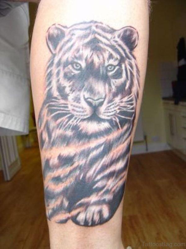 Fantastic Tiger Tattoo
