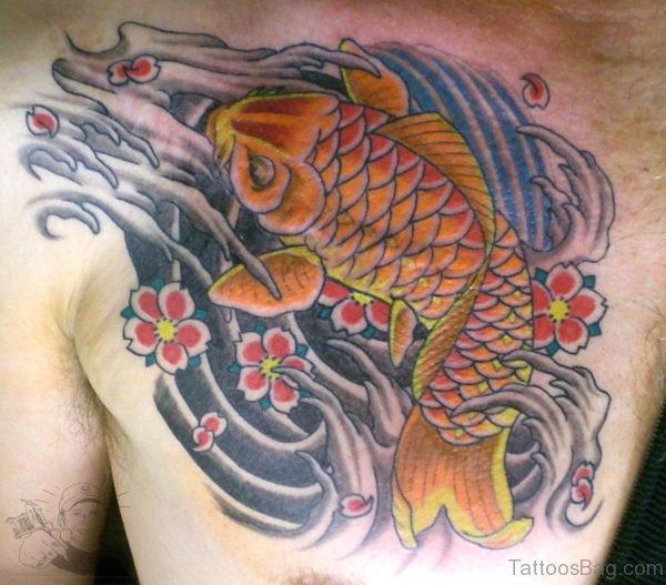 Fantastic Fish Tattoo