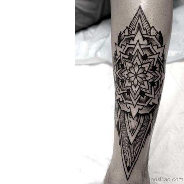 Fantastic Mandala Tattoo