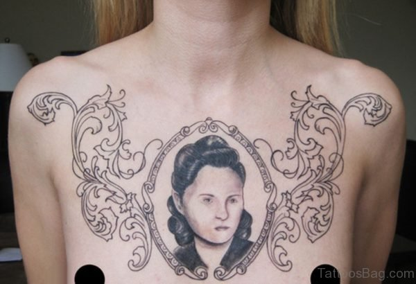 Fantatstic Portrait Tattoo